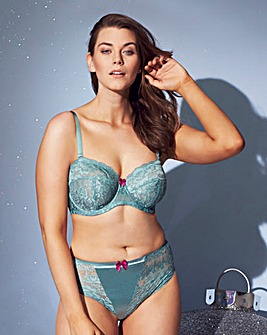 Ella Multiway Wired Jade Bra