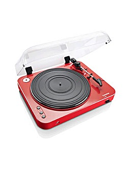 Lenco L-85 USBDirect Record Turntab-Red