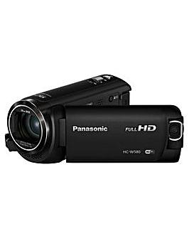 Panasonic HC-W580 Black FHD 50xZoom WiFi
