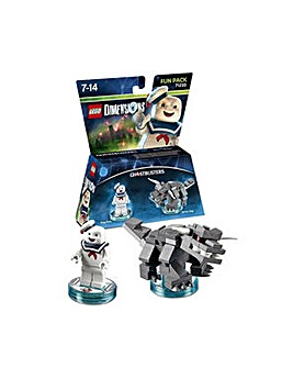 LEGO Dimensions Ghostbusters Stay Puft