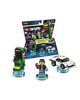 LEGO Dimensions Midway Retro Gamer Pack