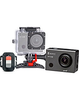 Konig CSACWG100 Full HD GPS Action Cam