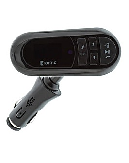 Konig Bluetooth FM transmitter