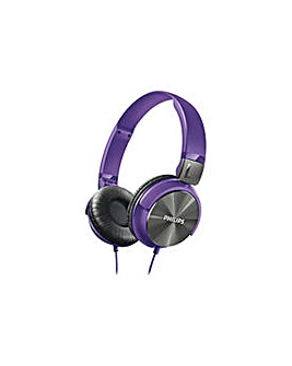 Philips DJ Style On-Ear Headphones