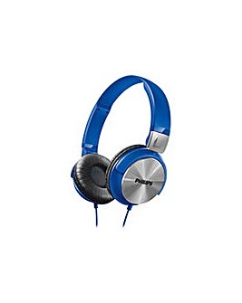 Philips DJ Style On-Ear Heaphones