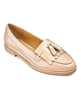 Heavenly Soles Tassel Loafers E Fit