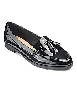 Heavenly Soles Tassel Loafers EEE Fit