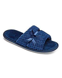 Heavenly Soles Mule Slippers E Fit