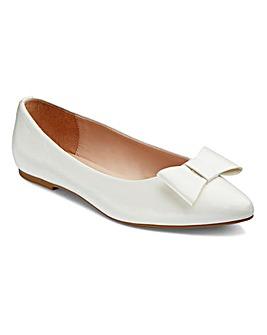 Sole Diva Bow Shoes E Fit