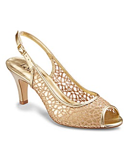 Lotus Slingback Shoes E Fit