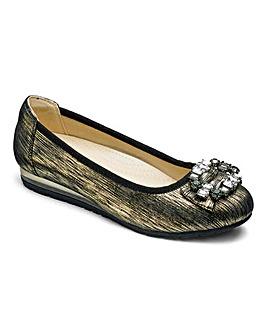 Heavenly Soles Trim Shoes EEE Fit