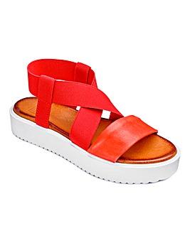 Sole Diva Italian Sandals D Fit