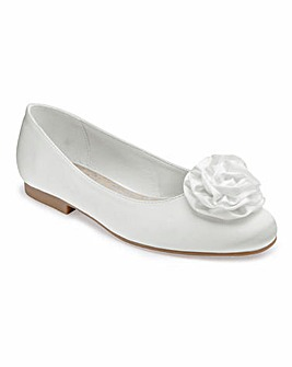 JOANNA HOPE Ballerina Shoes E Fit