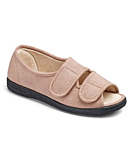 Cushion Walk Slippers E/EE Fit