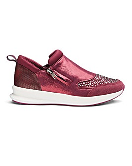 Heavenly Soles Leisure Shoes E Fit