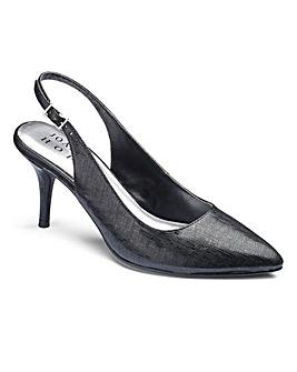 JOANNA HOPE Slingback Shoes EEE Fit