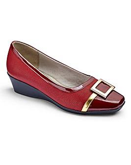 Heavenly Soles Flexi Sole Shoes E Fit