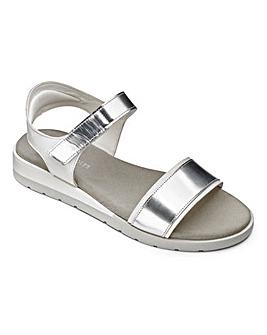 Heavenly Soles Italian Sandals D Fit