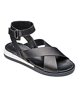 Heavenly Soles Italian Sandals D Fit