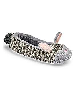 Heavenly Soles Novelty Slippers D Fit