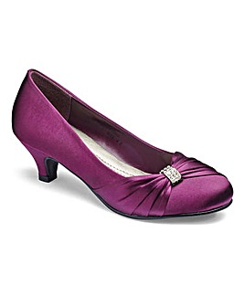JOANNA HOPE Court Shoes E Fit