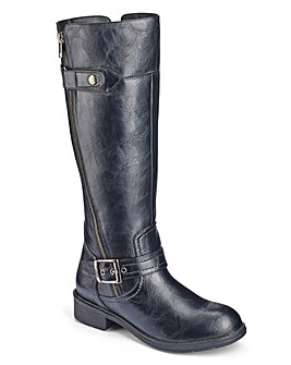 Lotus Boots EEE Fit Extra Curvy Plus