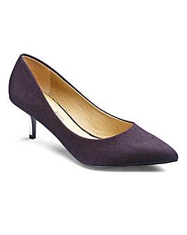 Lorraine Kelly Court Shoes D Fit