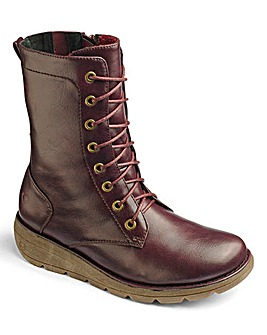 Heavenly Soles Mid Boots E Fit