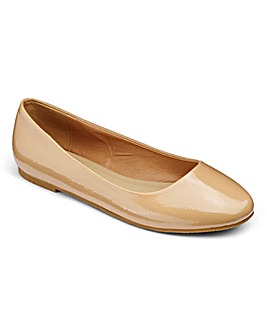 Heavenly Soles Ballerinas D Fit