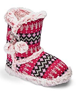 Dunlop Slipper Boots