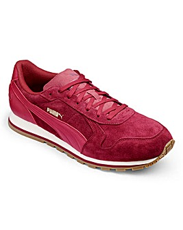Puma St Runner Suede Trainers