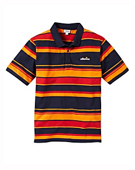 Ellesse Amego Polo Shirt Long