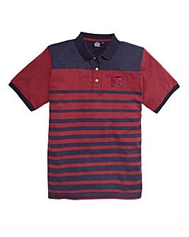 Admiral Polo Striped Polo Shirt Long