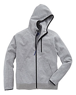 Snowdonia Hooded Active Zip Top