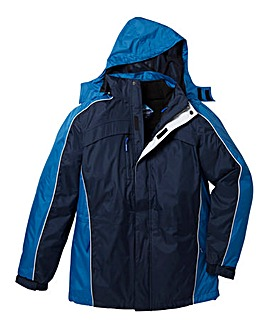 Snowdonia Navy 3 in 1 Jacket