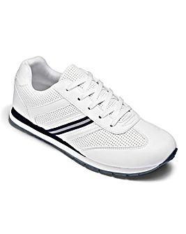 JCM Sport Lace-Up Trainers Wide