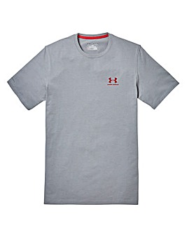 Under Armour CC Left Chest Lockup Tee