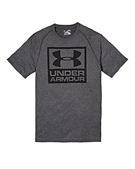 Under Armour Tech Boxed Logo T-Shirt