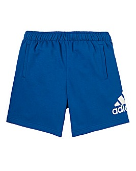 adidas Performance Logo Fleece Shorts