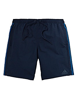 adidas 3 Stripe Swimshorts