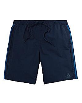 adidas 3 Stripe Swimshorts