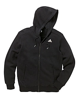 adidas Essentials Full Zip Hooded Sweat
