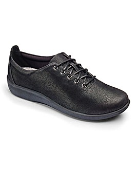 Clarks Sillian Tino Lace Up Shoes E Fit