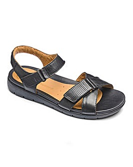 Clarks Un Saffron Sandals E Fit