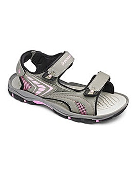 Dunlop Touch and Close Sandals EEE Fit