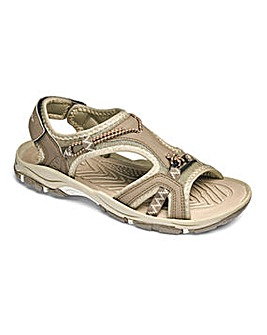 Dunlop Leisure Sandals EEE Fit