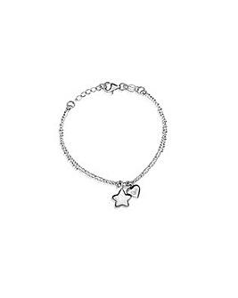 Lily & Lotty Elsie Silver Bracelet