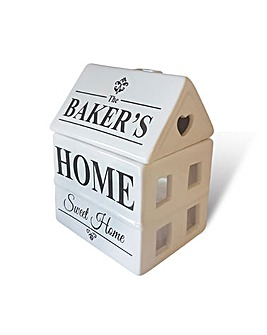 Personalised Home Sweet Home Burner