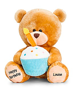 Personalised Birthday Bear