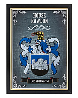 Pers House Surname Coat of Arms